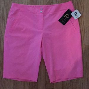 EP Pro Women's Golf Shorts, Hot Pink, Size 12, NWT